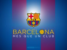 barca mes que un club Football Art, Football Players, Fc Barcelona, Lionel Messi, Neymar, Destop Wallpaper, Dream Team, Sticker, Hs Football