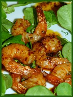 Fish Food, Fish Recipes, Shrimp, Meat, Cooking, Asia, Kitchen, Fish Feed, Brewing