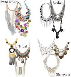 statement necklaces are amazing!