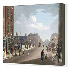Irish Decor, Street Lamp, British Isles, Natural History, Old Photos, Poster Size Prints, Photo Wall Art, Street View, Canvas Prints