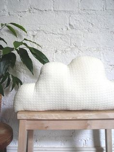 Large Cloud Cushion $29