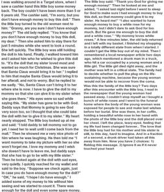 Am i the only one that almost cried while reading this