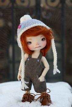Mijbil Creatures: Doll wishlist