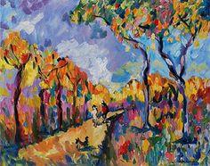Artadoo - Artwork: Country Road