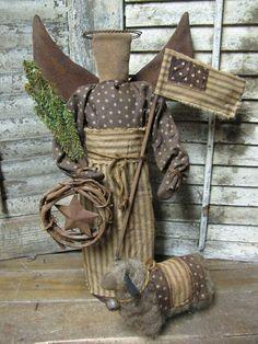 Direct From Folk Artist Sue Corlett. I add new items every Sunday! http://1897houseprimitives.blogspot.com/