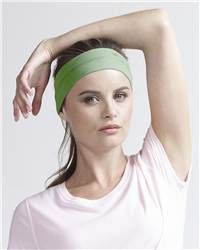 Alo Ladies' Headband W7000 is a practical, comfortable way to keep hair where it belongs while working out. It also makes you look great as it you can match them with the color combination of your clothing. Women would surely love these trendy bands.