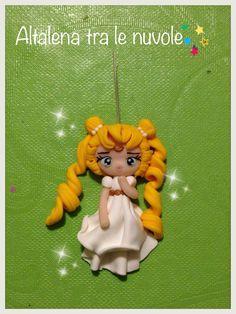 Fabulous Princess Serenity❤️ #mybestfimo #polymerclay #lovehandmade