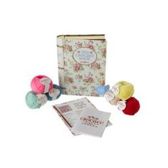 The Crochet Book (Tin with book and project): Amazon.co.uk: Cath Kidston: Books