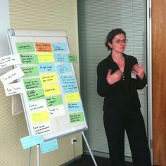 @awittenberger stellt die interessanten Gruppenergebnisse aus dem Leadership 2.0 Seminar vor #ioms12 ^bg