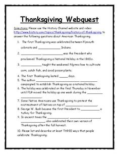 Think like a historian with a Thanksgiving Webquest. Utilize the History… 3rd Grade Social Studies, Teaching Social Studies, Teaching History, Library Lesson Plans, Library Lessons, Thanksgiving Activities, Holiday Activities, 4th Grade Reading, School Holidays