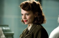 Peggy Carter from Captain America movie