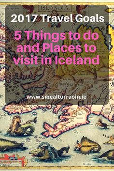 Winter is travel planning time! Well in Iceland it's also time to see gorgeous snowy landscapes but I can't wait to explore these new places too! Here's my top 5 Things to do and Places to visit in Iceland travel goal list! 1. The Highlands of Iceland So now it's winter and the roads up in the Highlands are closed but as soon as they open I will be getting my ass up there to see gorgeous places like this. …