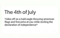 HAPPY MURICA DAY