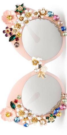 Dolce Gabbana S/S 2016 Sunglass Capsule Collection