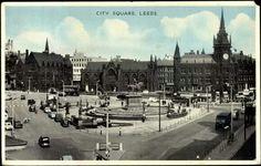 Picture Postcards, World History, Leeds, Great Britain, Childhood Memories, Paris Skyline, British, City, Places