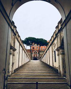 ssessione prospettiva #XVIII #palazzobarberini #rom