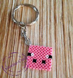MInecraft keyring hama mini beads by Adorine-crea http://www.helpmedias.com/minecraft.php