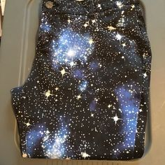 Galaxy crop jeans size 16 Galaxy crop jeans Jeans Ankle & Cropped