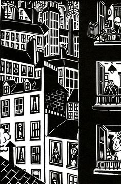 """Frans Masereel and """"The City"""""""