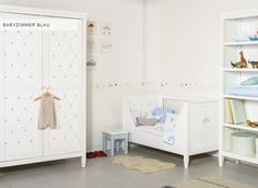 Awesome Babyzimmer Blau unsere Inspiration
