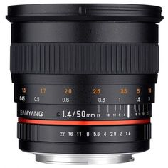 Samyang 50mm f/1,4 pro Nikon