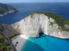 Shipwreck Beach. Zakynthos or Zante.Greece. | Highest positi… | Flickr