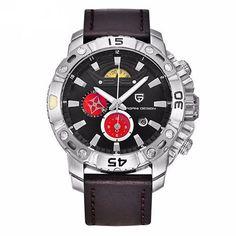 Pagani Luxury Class Chronograph Men Watch - 5 Colors