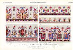 Gallery.ru / Фото #26 - Bulgarian Embroidery - Dora2012