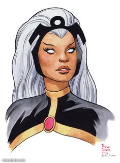 Storm by Paolo Rivera *