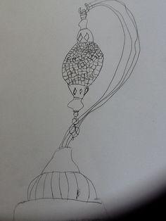 Esse foi um dos meus desenhos favoritos dos 4, porque foi o ultimo e com esse trabalho eu melhorei bastante. Juliana Grupo B