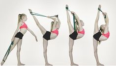 Stretch for extended scorpions