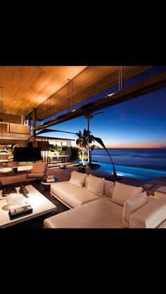 Modern Home with Ocean Views, Architecture Beast: Modern house designs: De Wet 34 by SAOTA Interior Architecture, Interior And Exterior, Interior Design, Modern Interior, Residential Architecture, Modern Furniture, Tropical Interior, Modern Tropical, Design Room