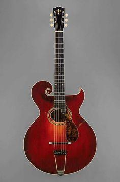 Guitar  1918, America  The Museum of Fine Arts, Boston