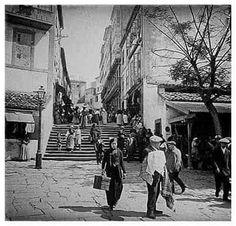 San Agustín Madrid, Street View, Pita, Painting, World, Oviedo, Sevilla, Old Pictures, Street