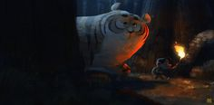 Tiger Friends 2, Gop Gap on ArtStation at https://www.artstation.com/artwork/VQAP8