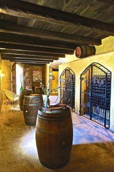 Inside the Apricus Hill Cellar Door in Denmark