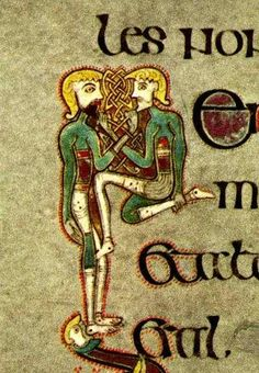 Dian's Timpanalley: Inspiration from the Book of Kells