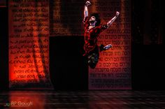 "Gregory Hancock Dance Theatre    ""SUPERHERO: THE STORY OF A MAN CALLED JESUS""    Another one of GHDT's masterpieces. This critically acclaimed, full-length modern ballet follows the last week of the life of Jesus through the eyes of the women surrounding him and Judas Iscariot."