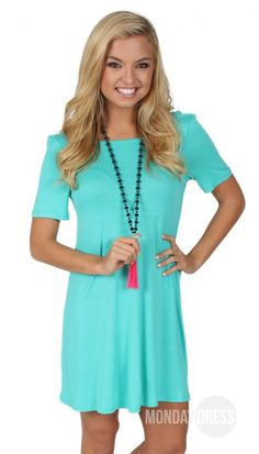 State Your Peace Dress in Jade
