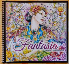 Nicholas F. Chandrawienata -  Fantasia (Artist Edition)