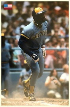 Milwaukee Brewers, Memories, Baseball Cards, Sports, Blue, Memoirs, Hs Sports, Excercise, Sport