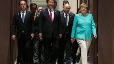Σύνοδος G20: Στο μενού το προσφυγικό, η κλιματική αλλαγή και το Brexit