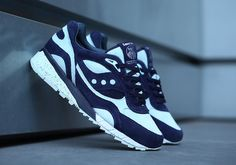 "BAIT x Saucony Shadow 6000 ""CruelWorld 5: New World Water"""