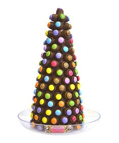Rolos and Smarties cone sweet tree by Sweet trees on secretsales.com