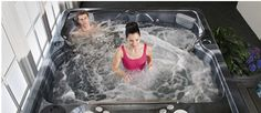 4 Great Leg Exercises To Do In Your Hot Tub