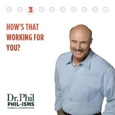 Dr. Phil, made infamous as a guest on Oprah Winfrey, is a UNT alumnus.
