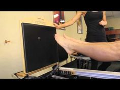 Pilates Reformer Workout - YouTube