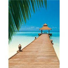Fotomurales - Fotomurales de Playas - PARADISE BEACH