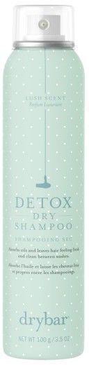 Drybar Detox Lush Scent Dry Shampoo