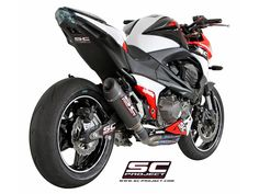 SC-Project Full Titanium System For the Kawasaki Full system constructed of full titanium. Short race oval constructed of full titanium. Motorcycle Style, Motorcycle Design, Motorcycle Fashion, Triumph Triple, Kawasaki Bikes, Lady Biker, Bike Life, Motor Car, Concept Cars
